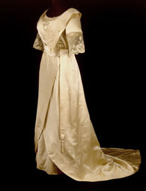 Haskell Wedding dress