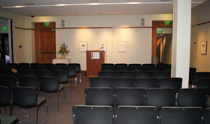 Earle G. Shettleworth Jr. Lecture Hall