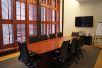 Image of the Library Conference Room