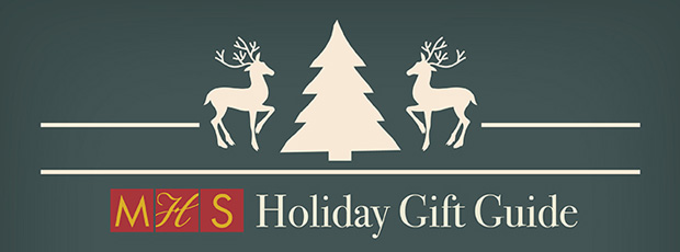 banner for holiday gift guide
