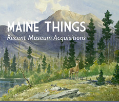 image of Maine Things poster