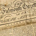 Falmouth Gazette, 1785