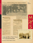Cover of issue