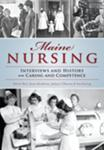 Book Talk: Maine Nursing: Interviews and History on Caring and Competence