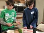 History Adventures Day Camp: Foods of Our Forefathers