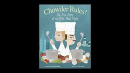 <em>Chowder Rules!</em> - a book reading with Anna Crowley Redding and Vita Lane