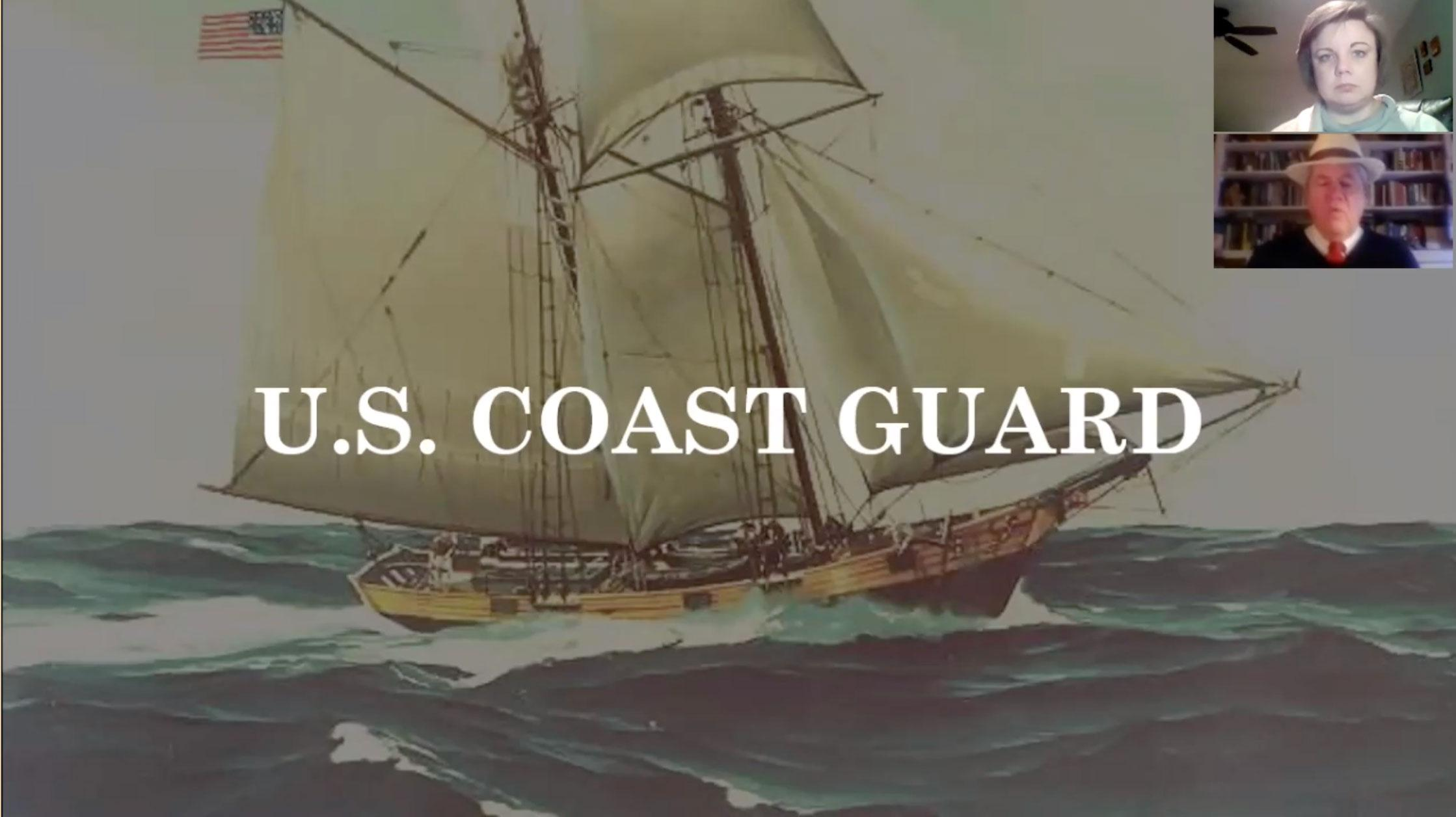 <i>New England Coast Guard Stories: Remarkable Mariners</i>