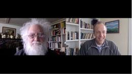 Pandemics in Maine: Then and No - A Conversation with Dr. Richard Kahn and Steve Bromage