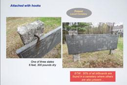 <i>Billboard Monuments of Maine: A Collection of Rare 1800s Gravestones</i>: a book talk with Ron Romano