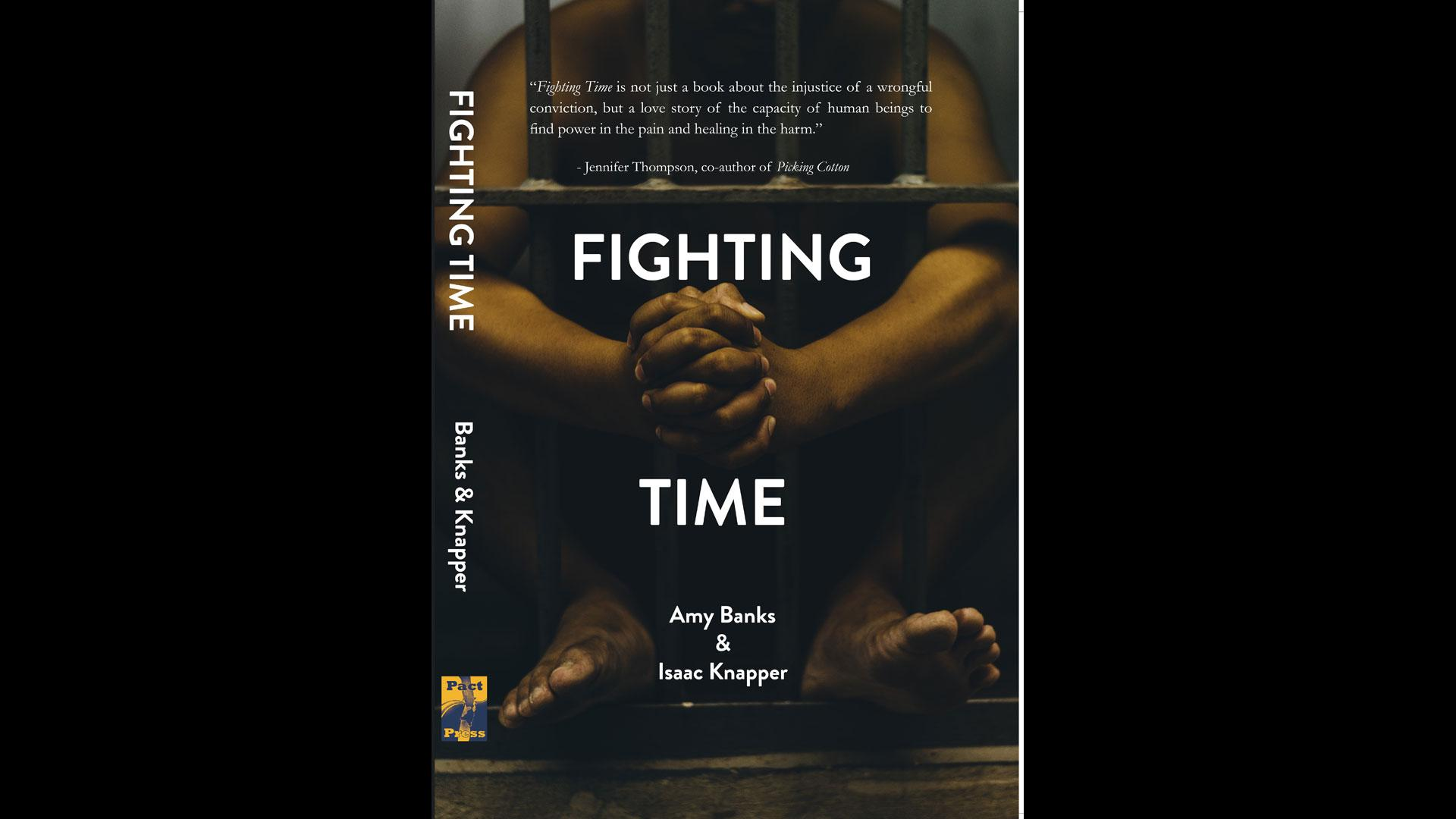 Fighting Time - a talk with Isaac Knapper and Amy Banks